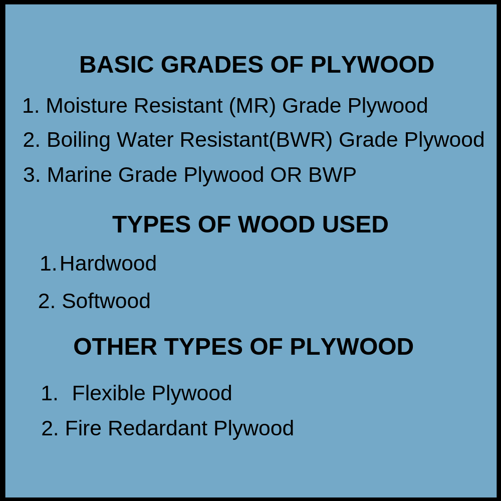 Plywood Grades And Types Available In The Market Mitra Plywoods