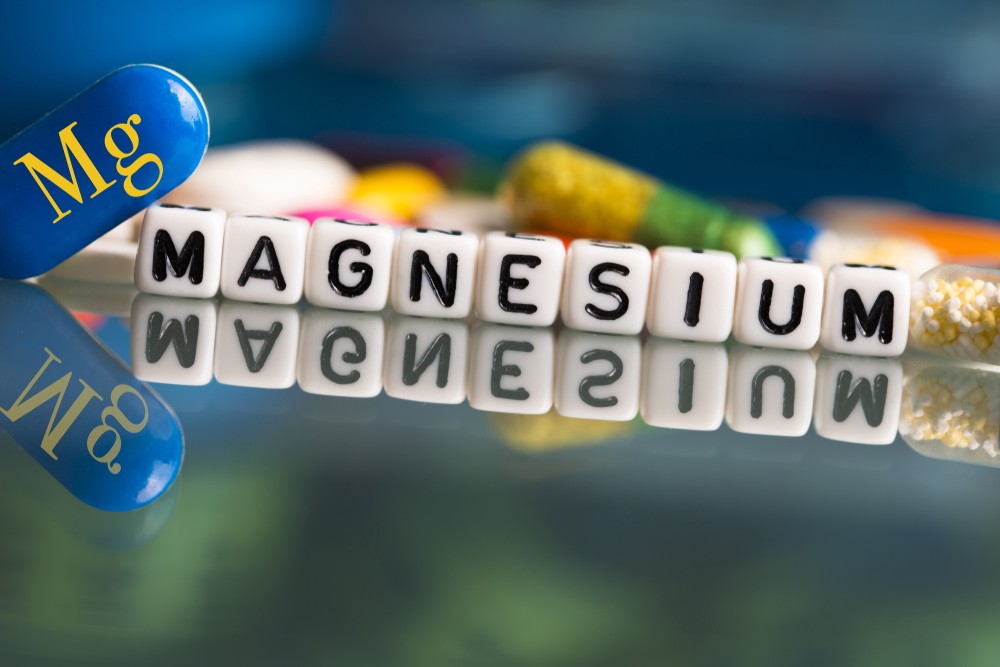 What makes magnesium glycinate better for sleep aid than other forms of magnesium?
