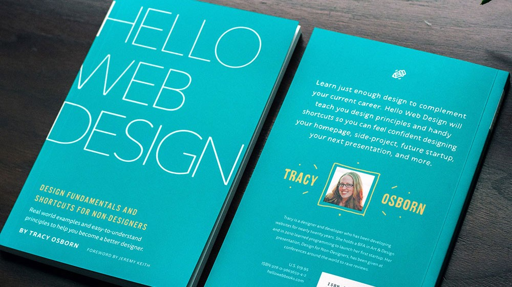 Design For Non Designers Part 1 The One Piece Of Advice To Instantly By Tracy Osborn Hello Web Design Medium