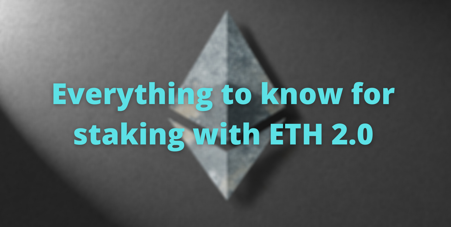 How to stake eth 2
