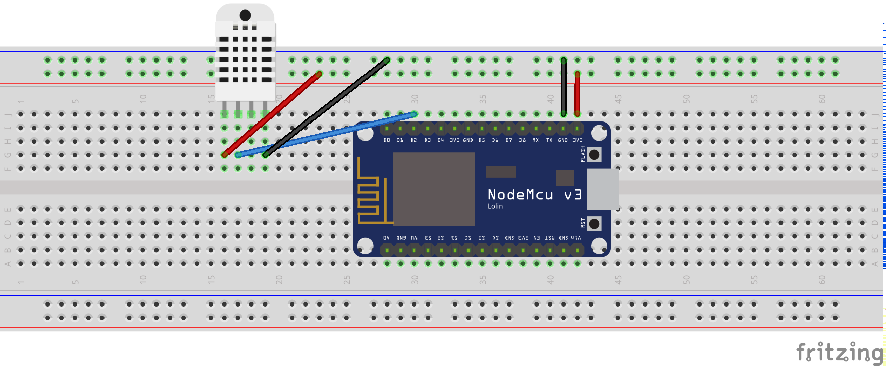 Build a weather station with Google Cloud IoT, Cloud Firestore