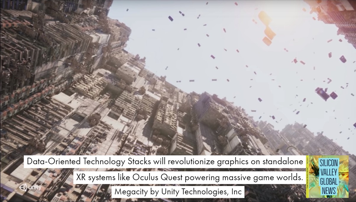 Megacity will bring vast immensely detailed game worlds to