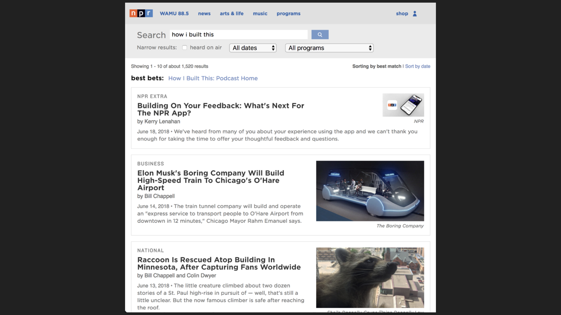 """I'm Feeling Lucky"""" — Building Great Search Experiences for Today's Users"""