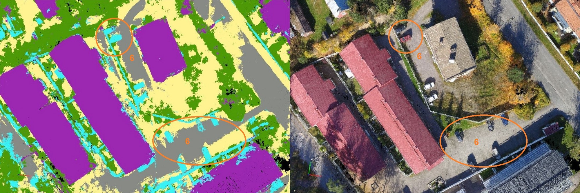 Machine learning and photogrammetry combined in one software