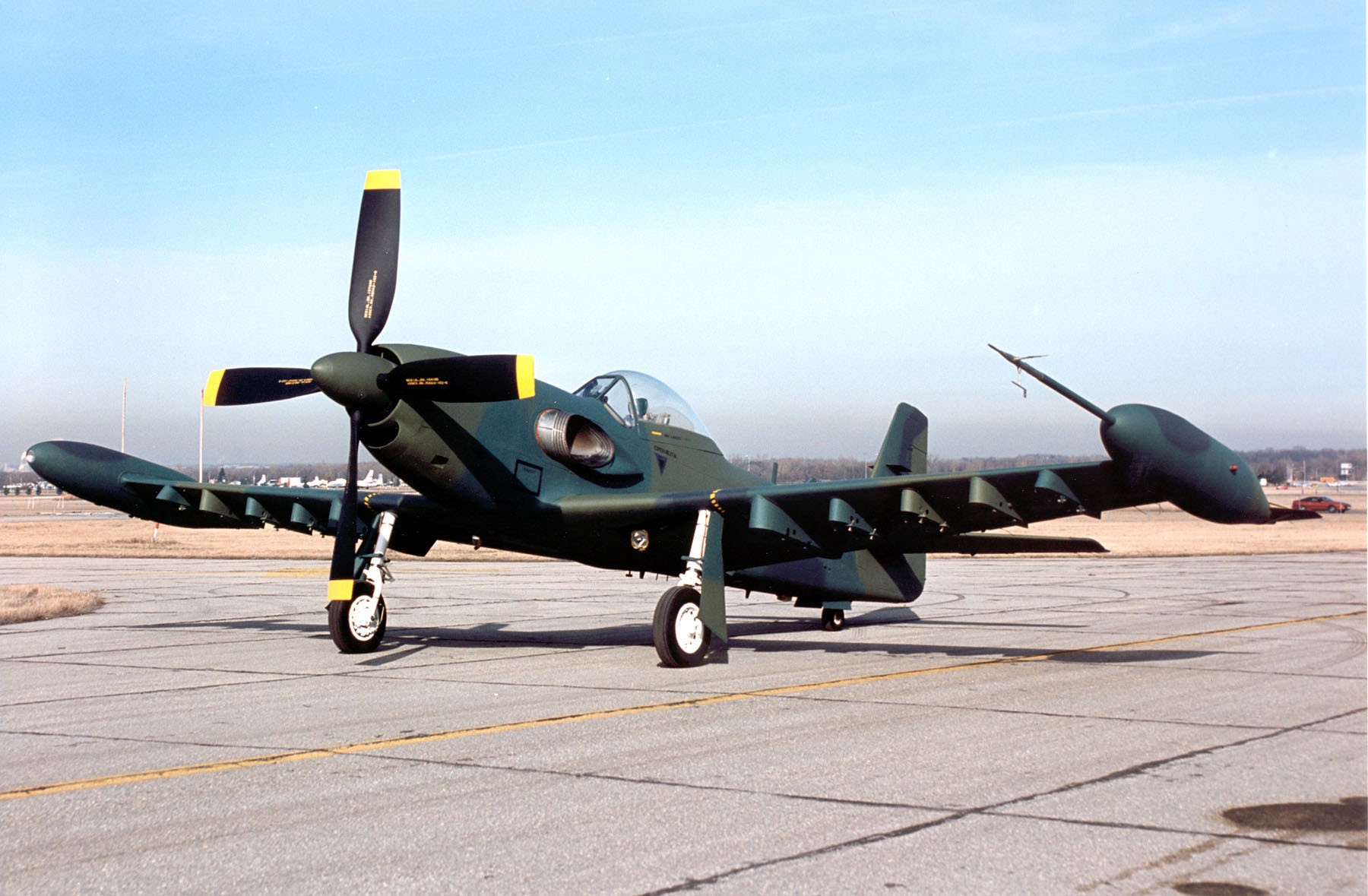 There Was No Way A P 51 Could Replace The A 10