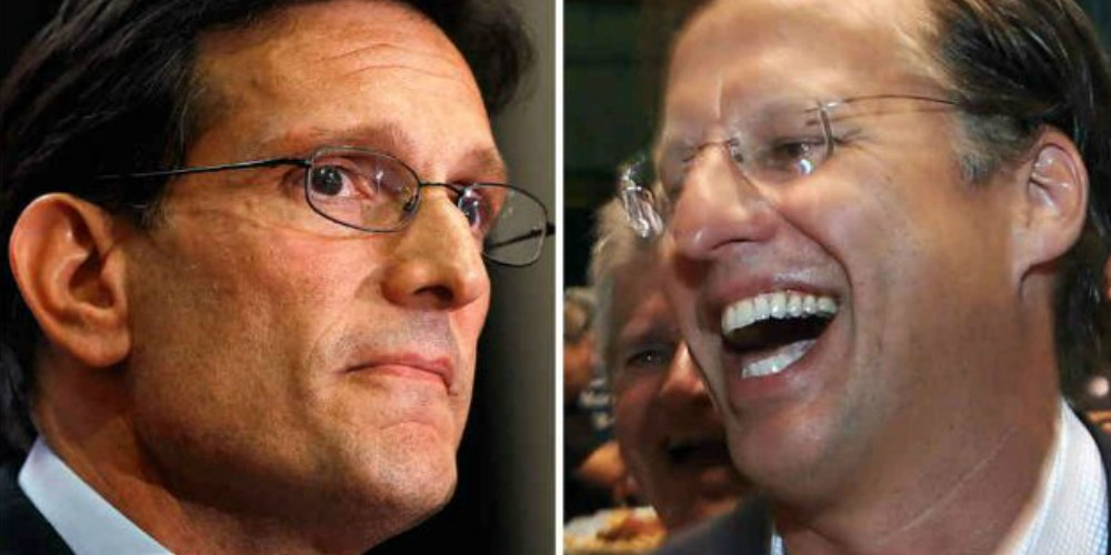 David Brat vs. Eric Cantor