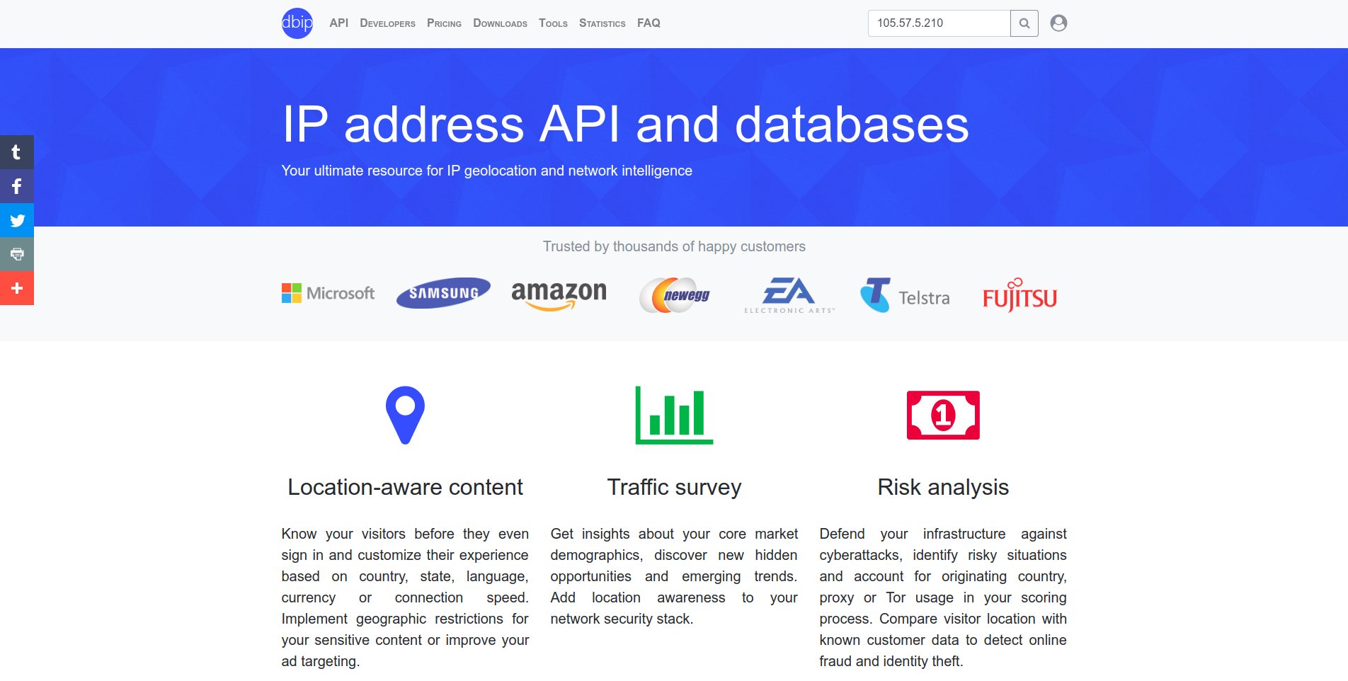 What is the Best IP Geolocation API? - The ipdata Team - Medium