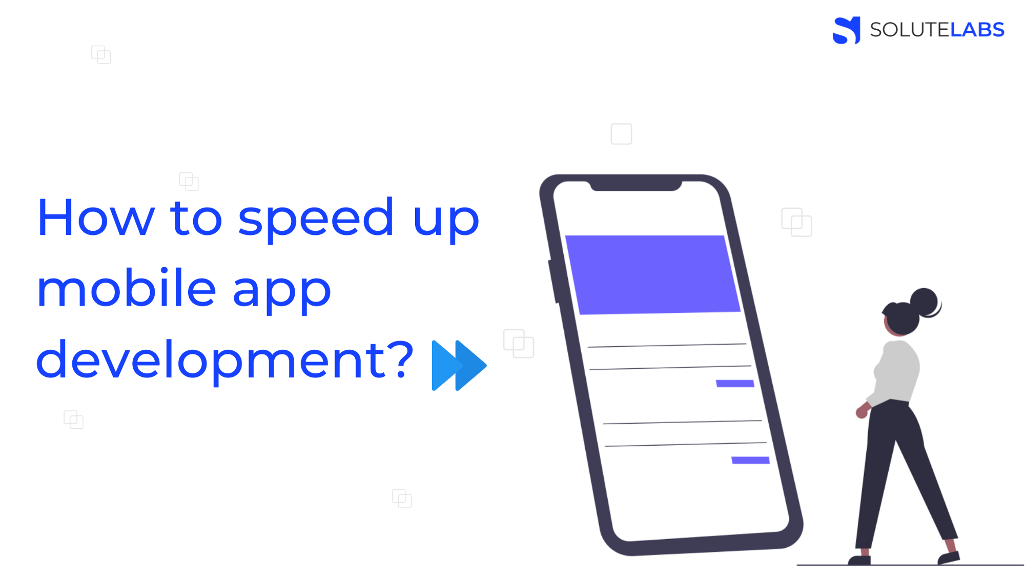 How to speed up mobile app development?