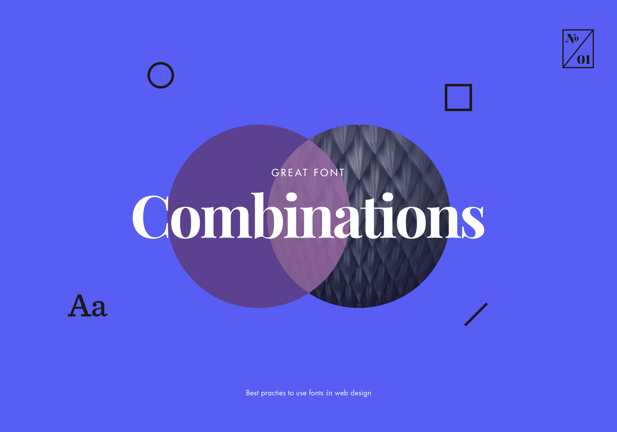 Great Font Combinations You Need to Try