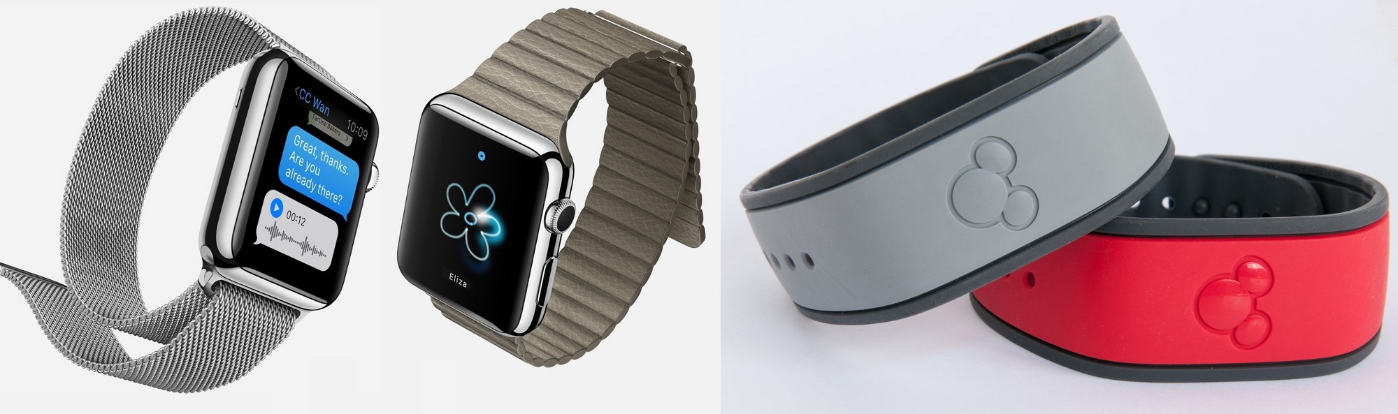 A Tale Of Two Wearables