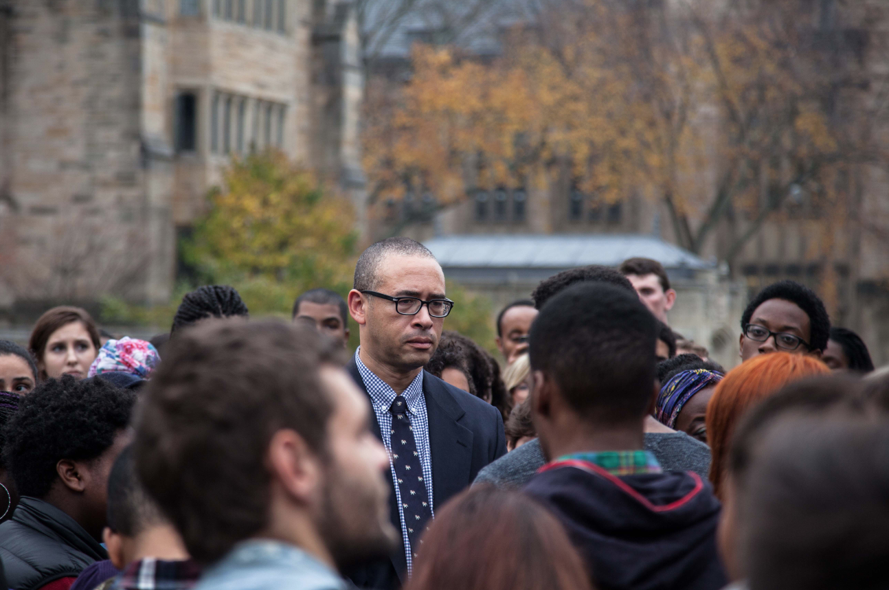 What does Yale University look for in a student?