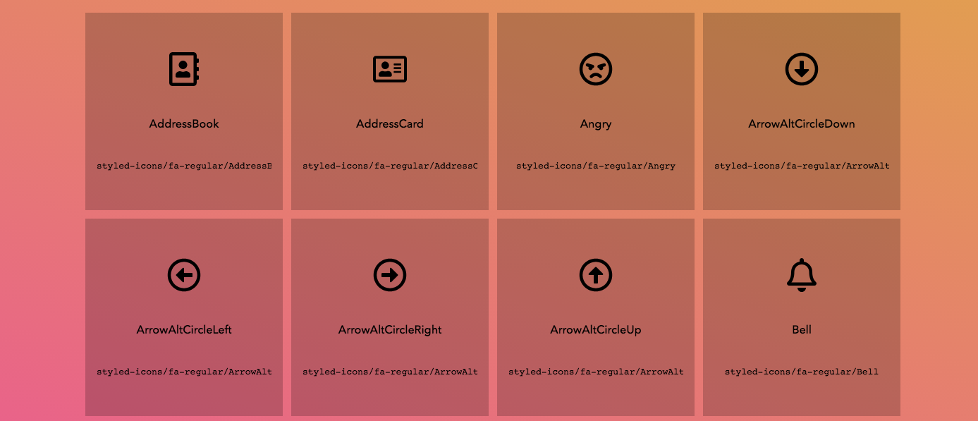 9 React Styled-Components UI Libraries for 2019 - Bits and Pieces