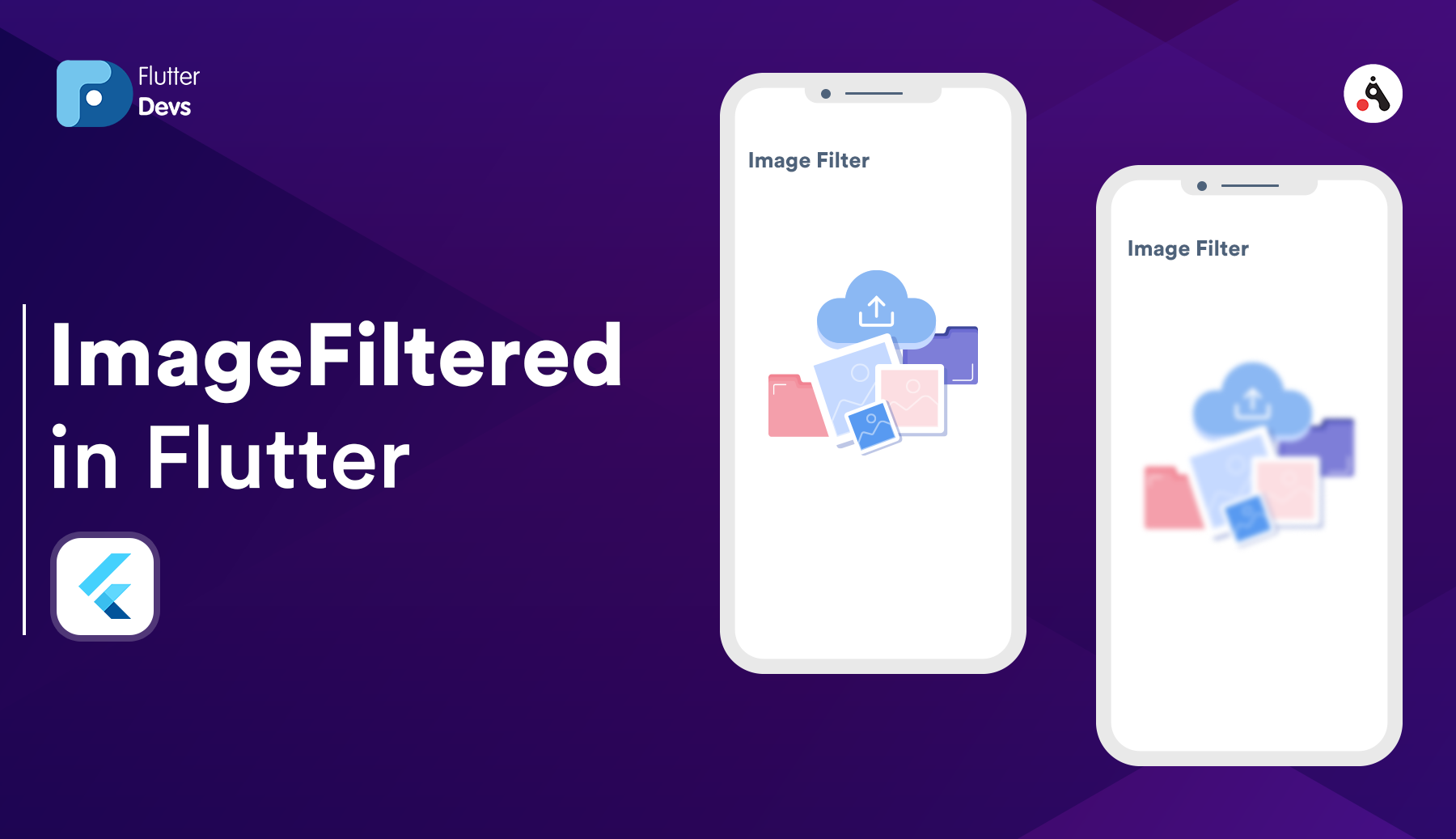 ImageFiltered Widget In Flutter. Learn How To Use ImageFiltered ...