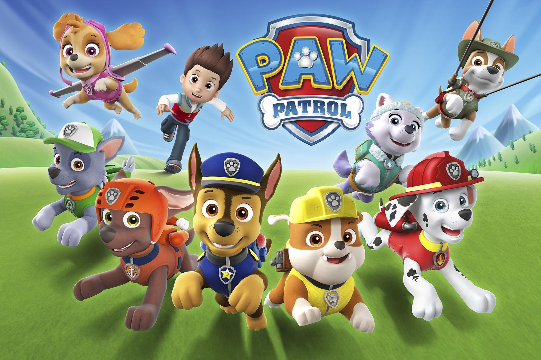 WHY I HATE PAW PATROL - Tom Mitchell - Medium