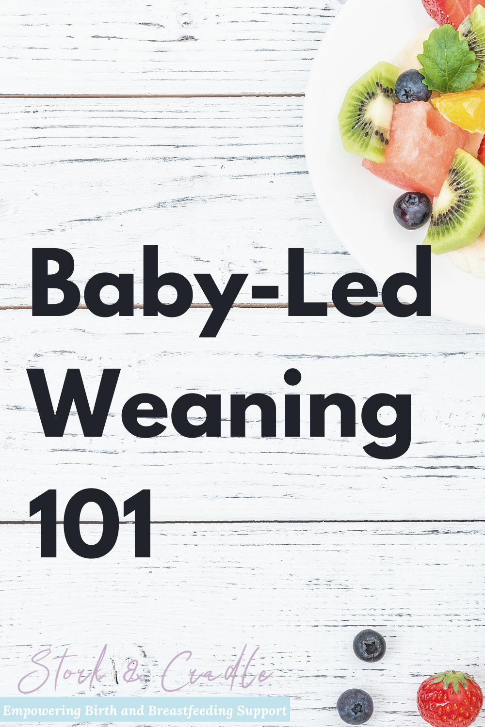 What is Baby-led weaning