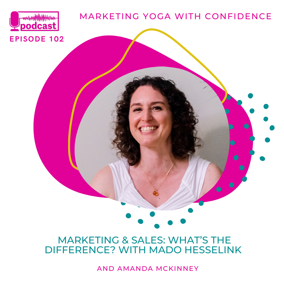Marketing & Sales: What's The Difference? with Mado Hesselink
