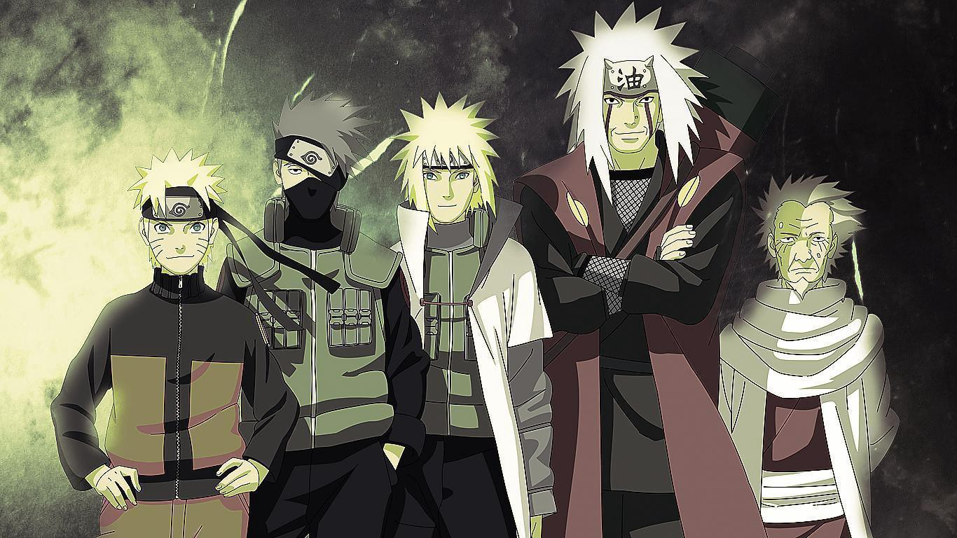 Yes, Genin, Chunin, Jonin, Kage and Sannin from naruto. Better than SDE I, II, III, Architect and linus torvalds mode, no?