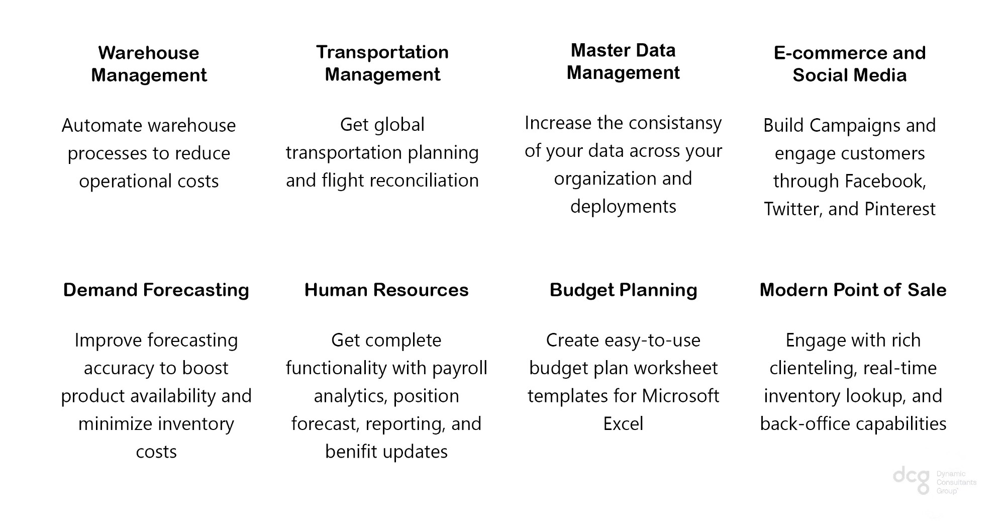 Compelling Reasons Why Growing Businesses Need Microsoft Dynamics
