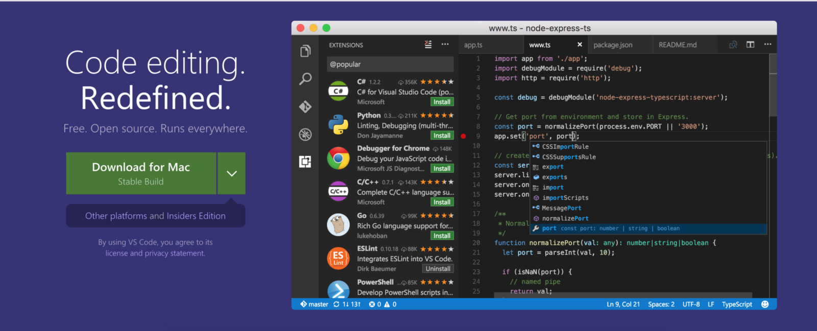 Best Visual Studio Code Extensions for Developers - McKinley & Rice