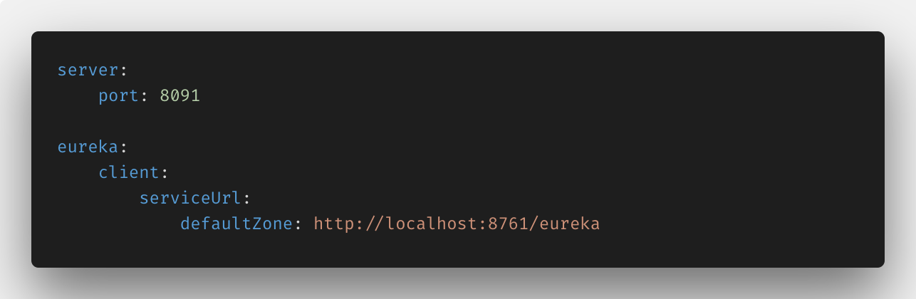 How to Use Netflix's Eureka and Spring Cloud for Service Registry