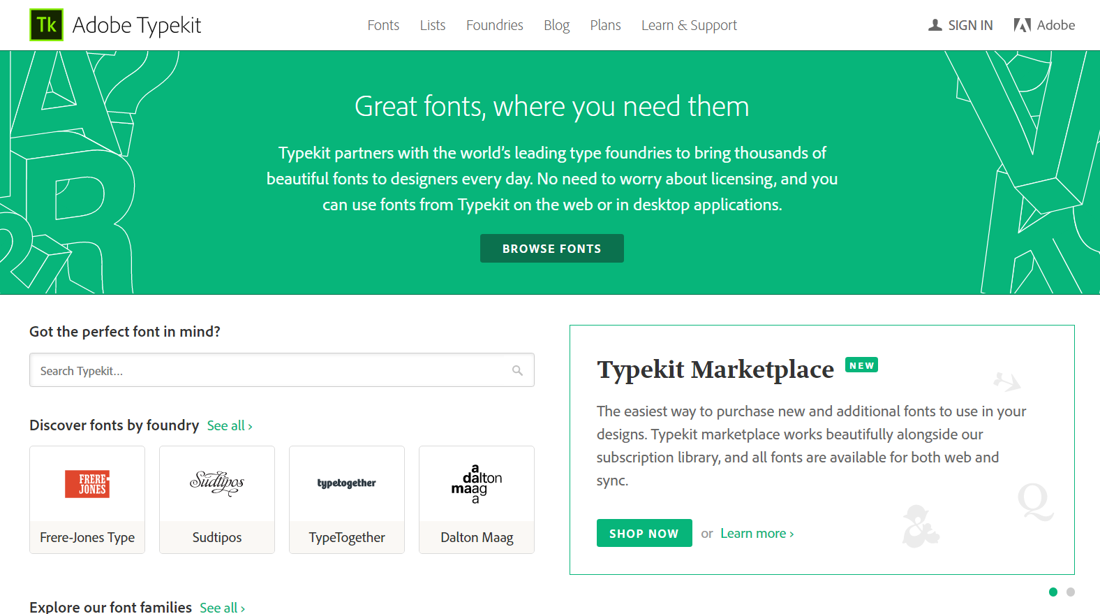 Top 10 Resources For Great Web Fonts - Prototypr