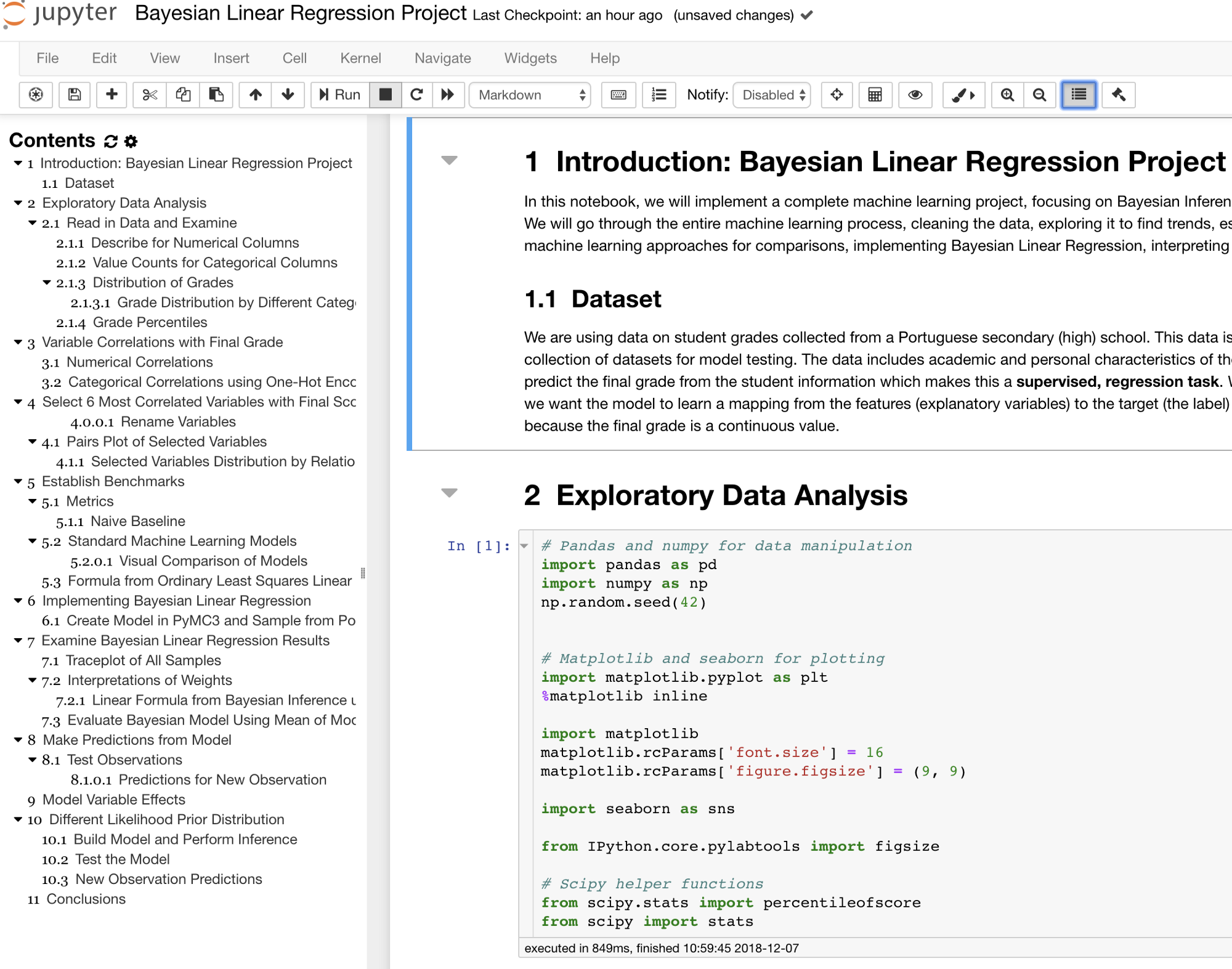 Jupyter Notebook Extensions - Towards Data Science