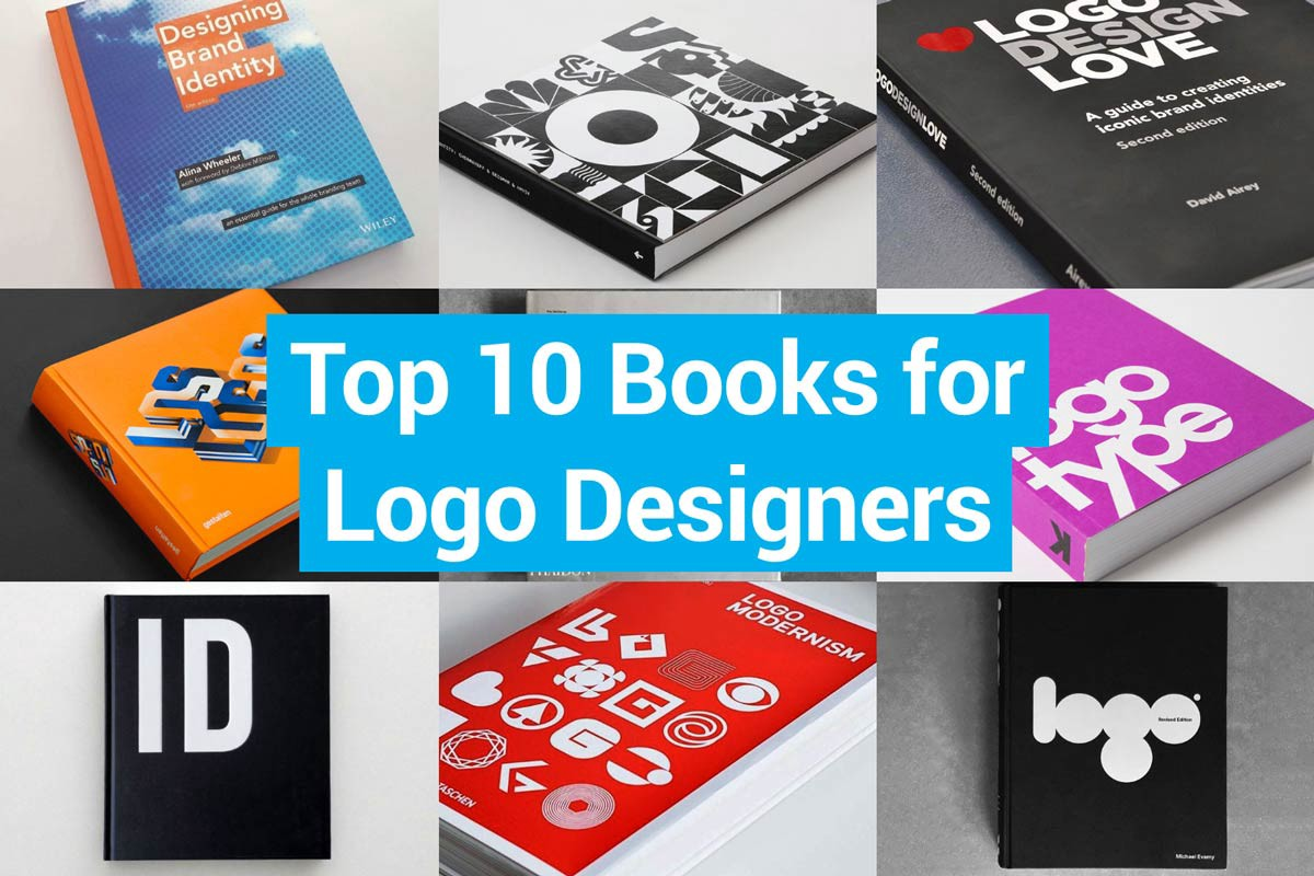 Top 10 Logo Design Books of All Time