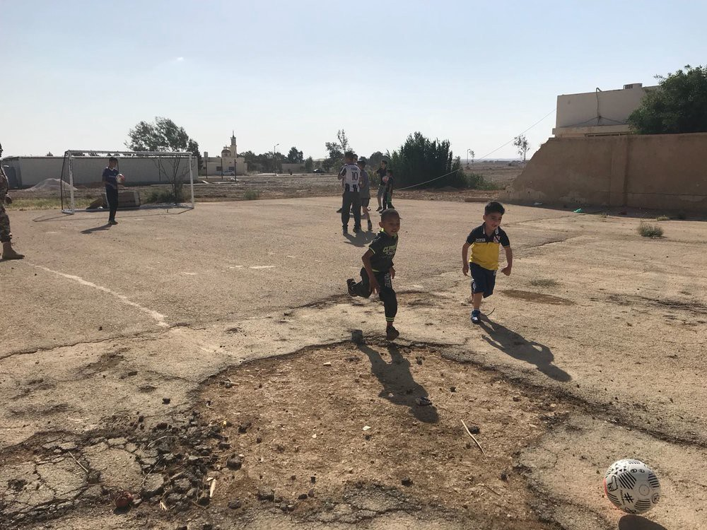 Beyond the Touchline: The Iraqi Soccer Project - Soccer 'n