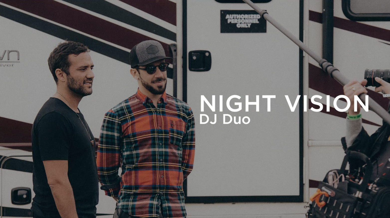 Behind the Beat // Night Vision - FrontRow Magazine