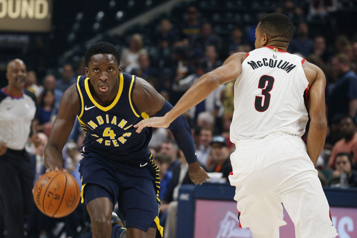 The Indiana Pacers Need to Make a Trade - Brandon Anderson