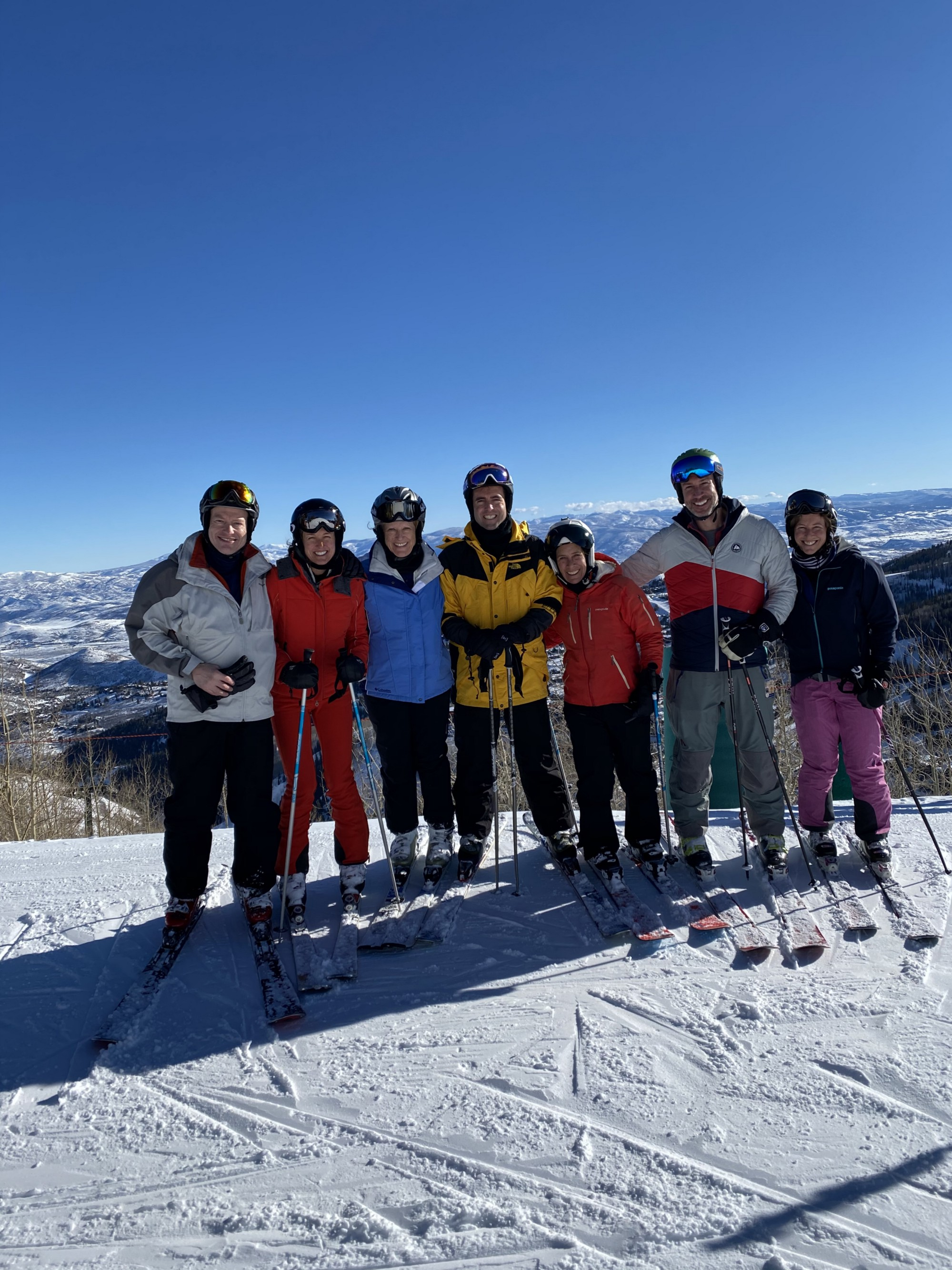 First Annual Cousins Ski Trip, February 2020, Deer Valley