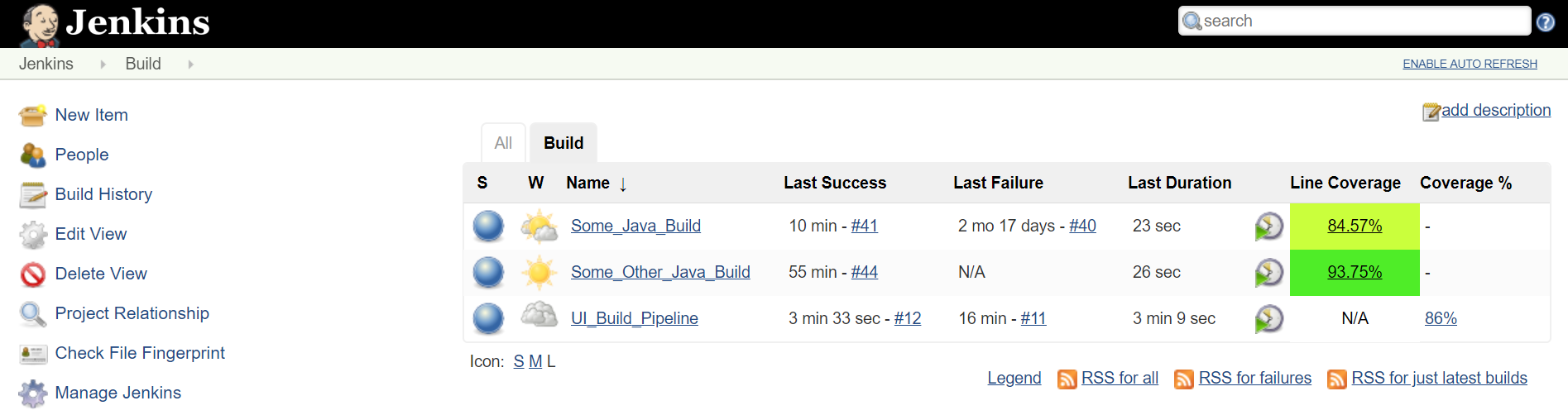 Running tests and creating code coverage reports for React / NodeJS
