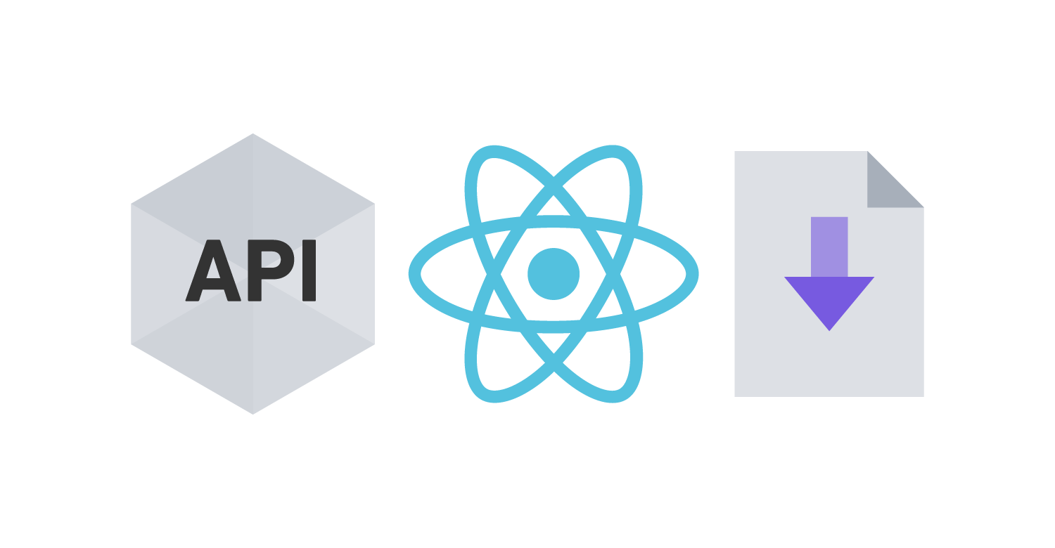 Download API Files With React & Fetch - yellowcode - Medium