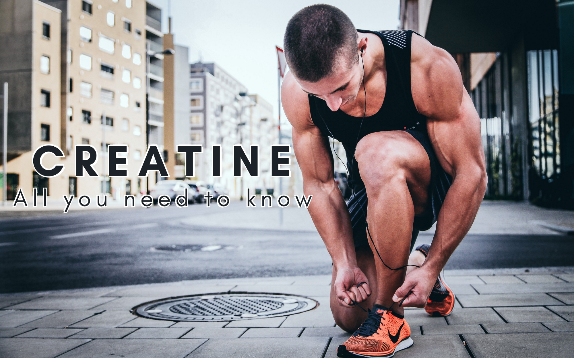 Working without taking out creatine Creatine: Myths