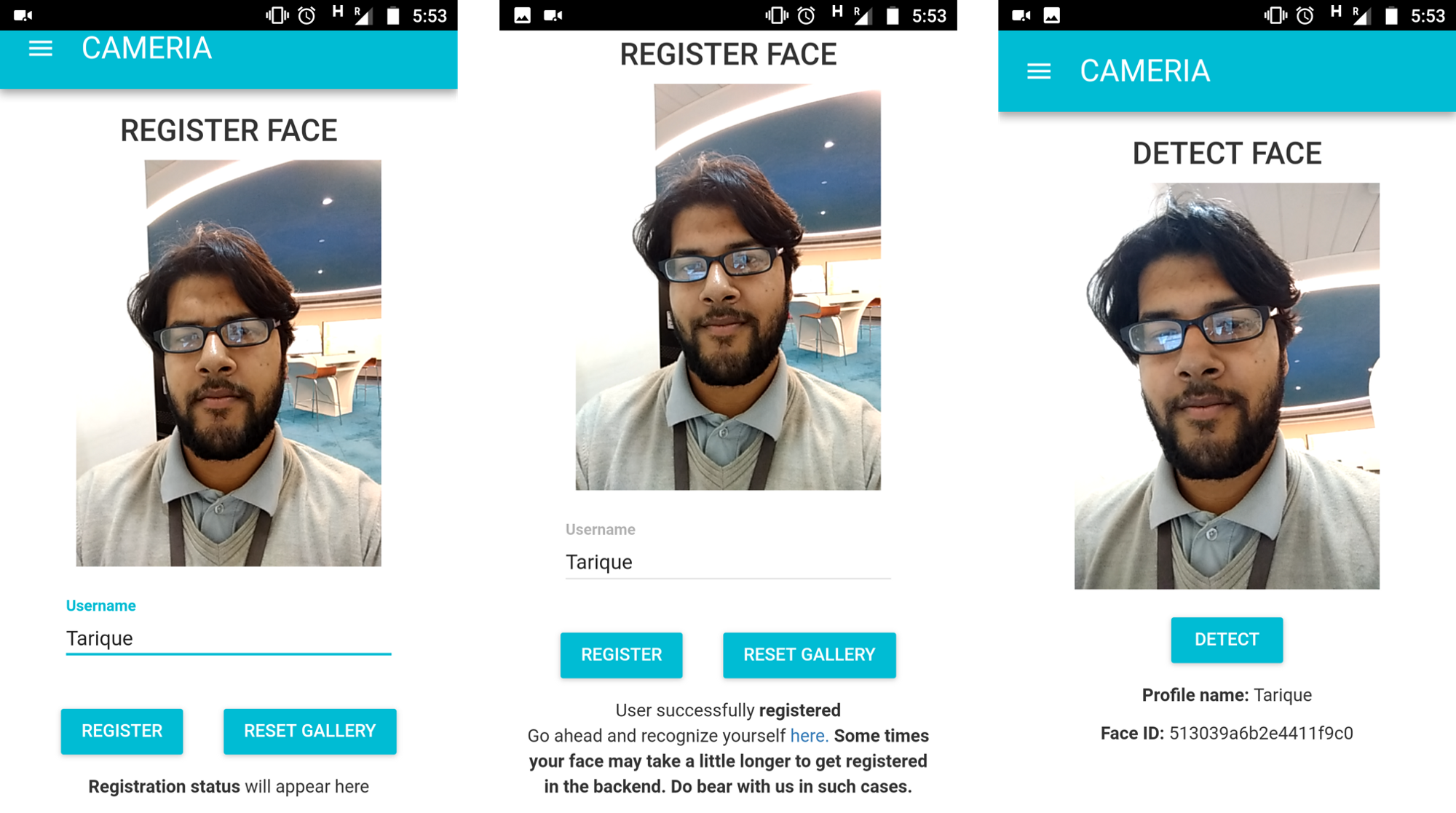 Facial-Recognition: Using React-Redux and Kairos to Identify Yourself