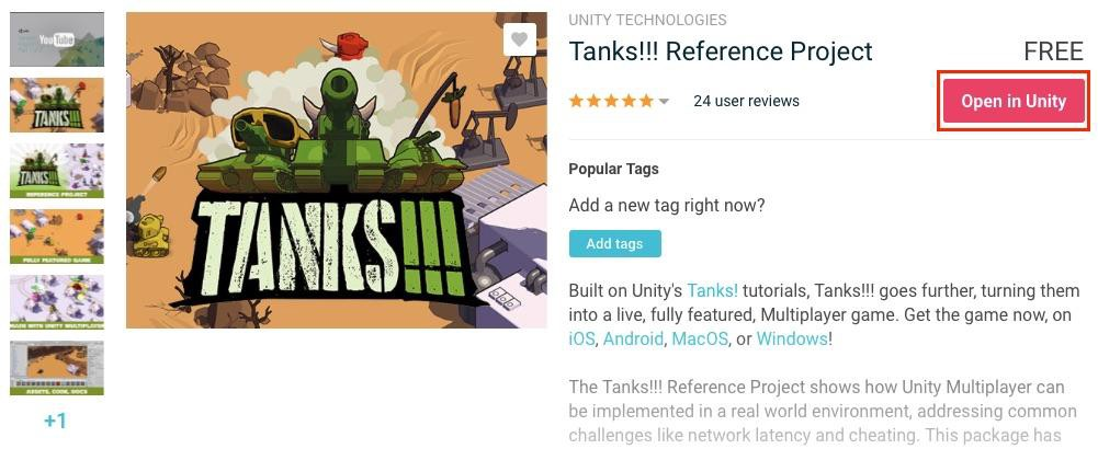 Add In-Game Voice Chat to the Unity Tanks!!! Multiplayer