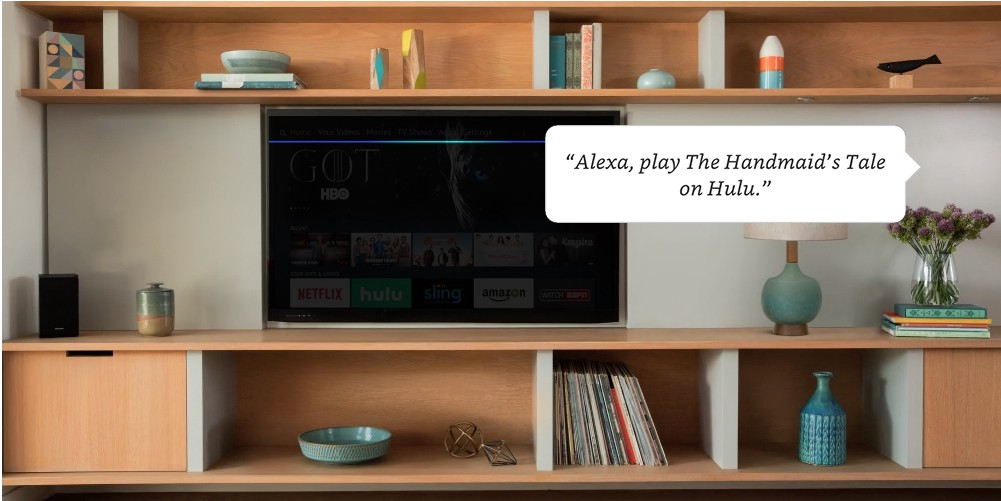 Now Alexa on Fire TV Can Control Hulu, PlayStation Vue, CBS