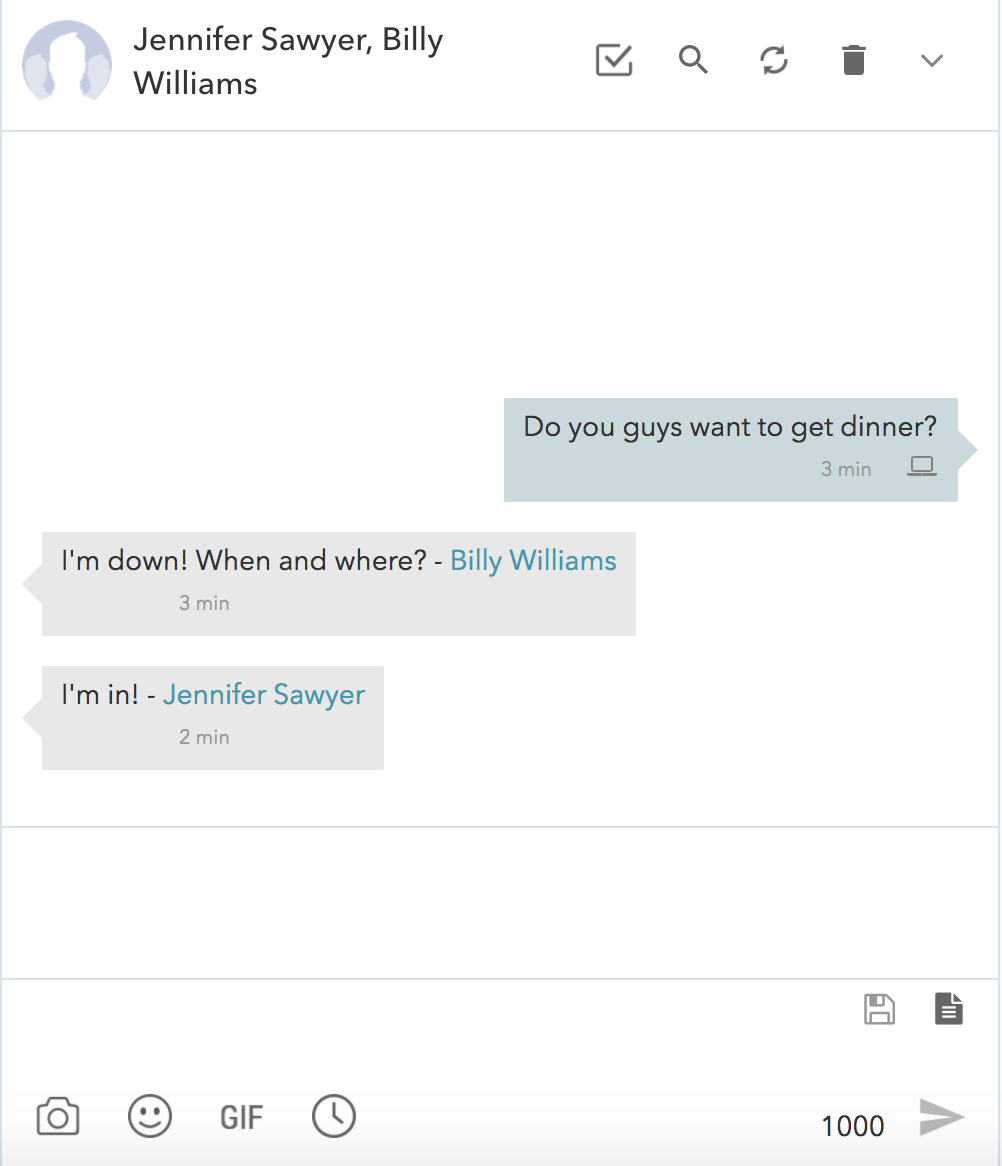 Group Messaging launched in MightyText - MightyText Blog