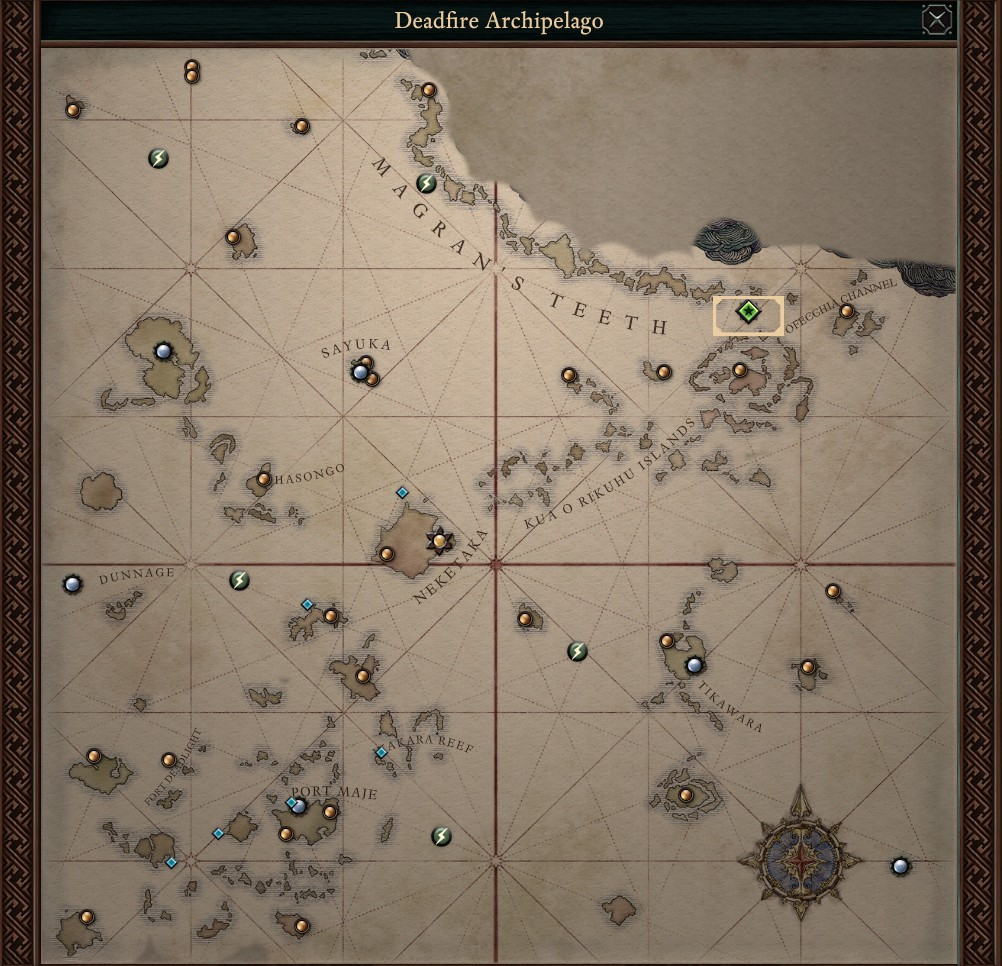 The themes and worldbuilding of Pillars of Eternity 2: Deadfire