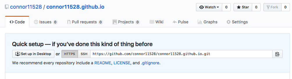 Launch a Website with a Custom URL using Github Pages and