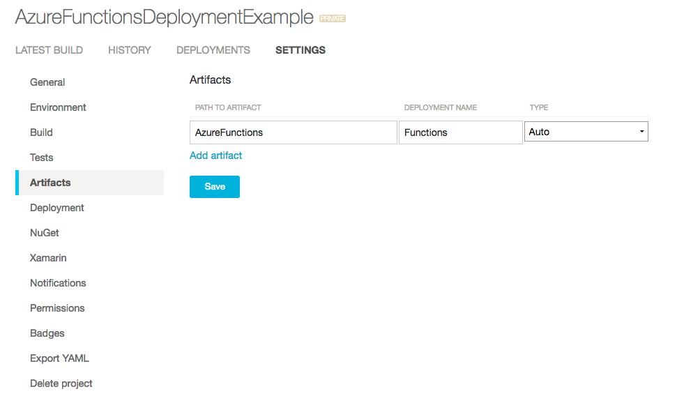 Deploying Azure Functions from AppVeyor - Alastair Christian