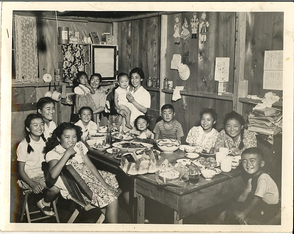 Is the past not even past? Reflections on Japanese American