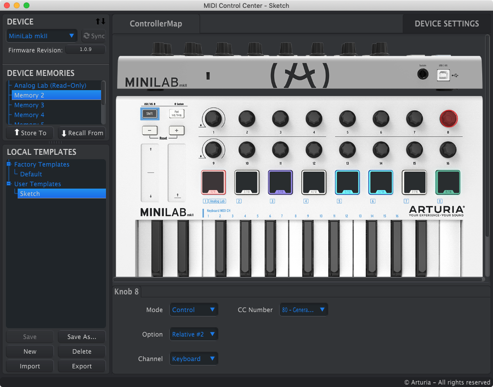 how to use a midi controller with design apps like sketch. Black Bedroom Furniture Sets. Home Design Ideas