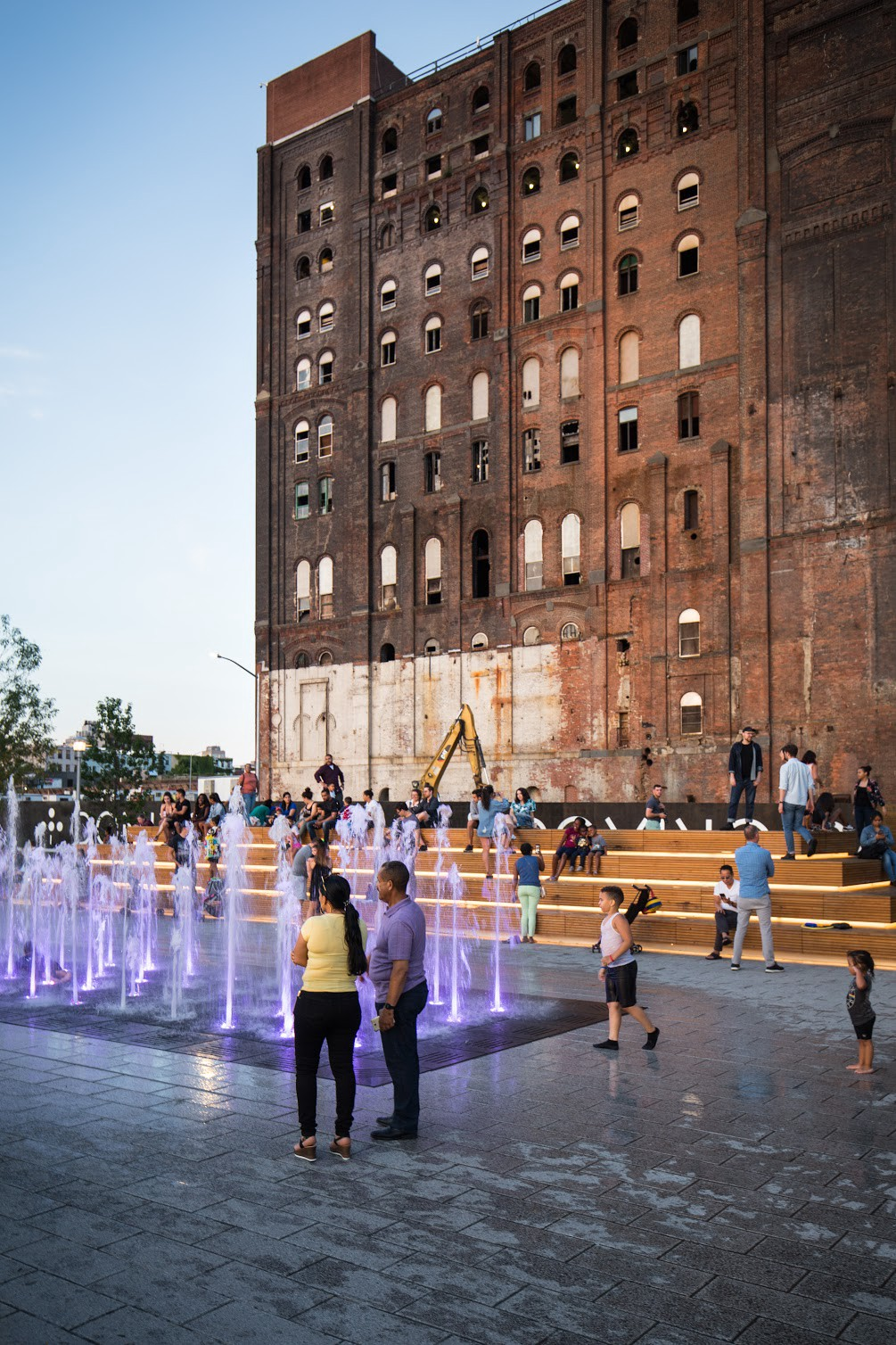 Domino Park breathes new life into Williamsburg waterfront