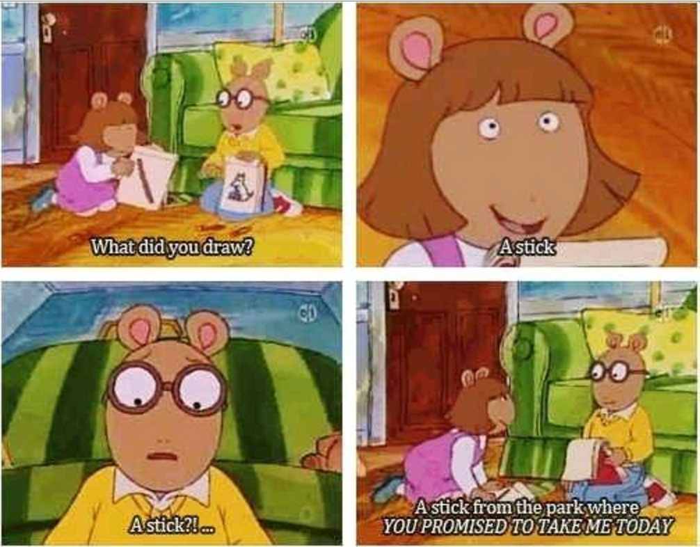 19 Reasons D.W. From Arthur Was The OG Boss Lady | by