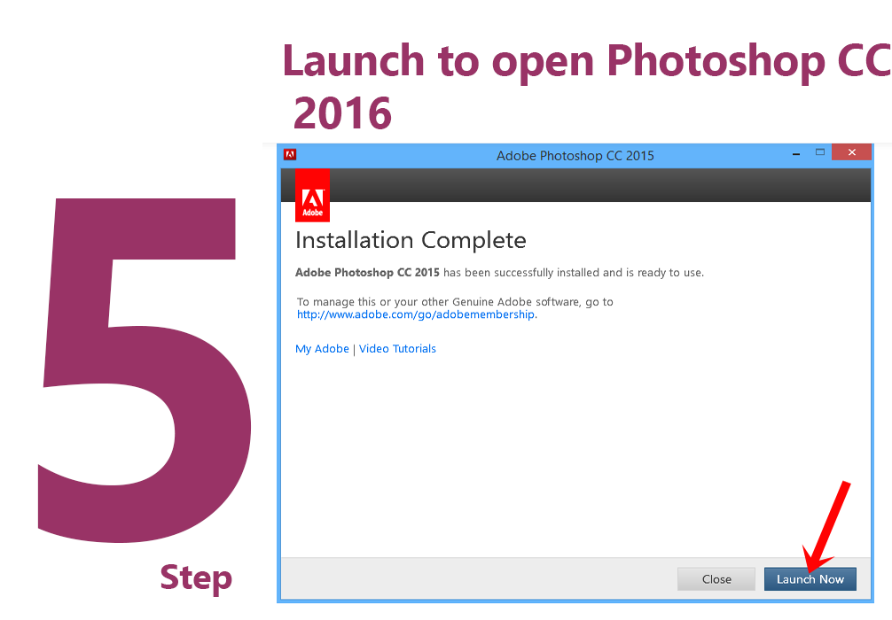 Download Photoshop CC Crack + Serial Key — Latest 2016
