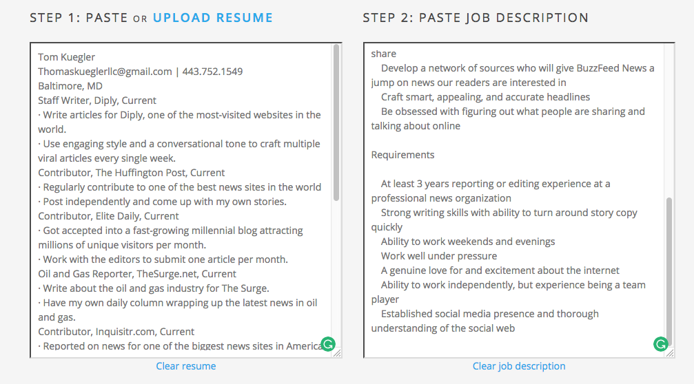 You Need This Resume Tool In Your Life Immediately - The