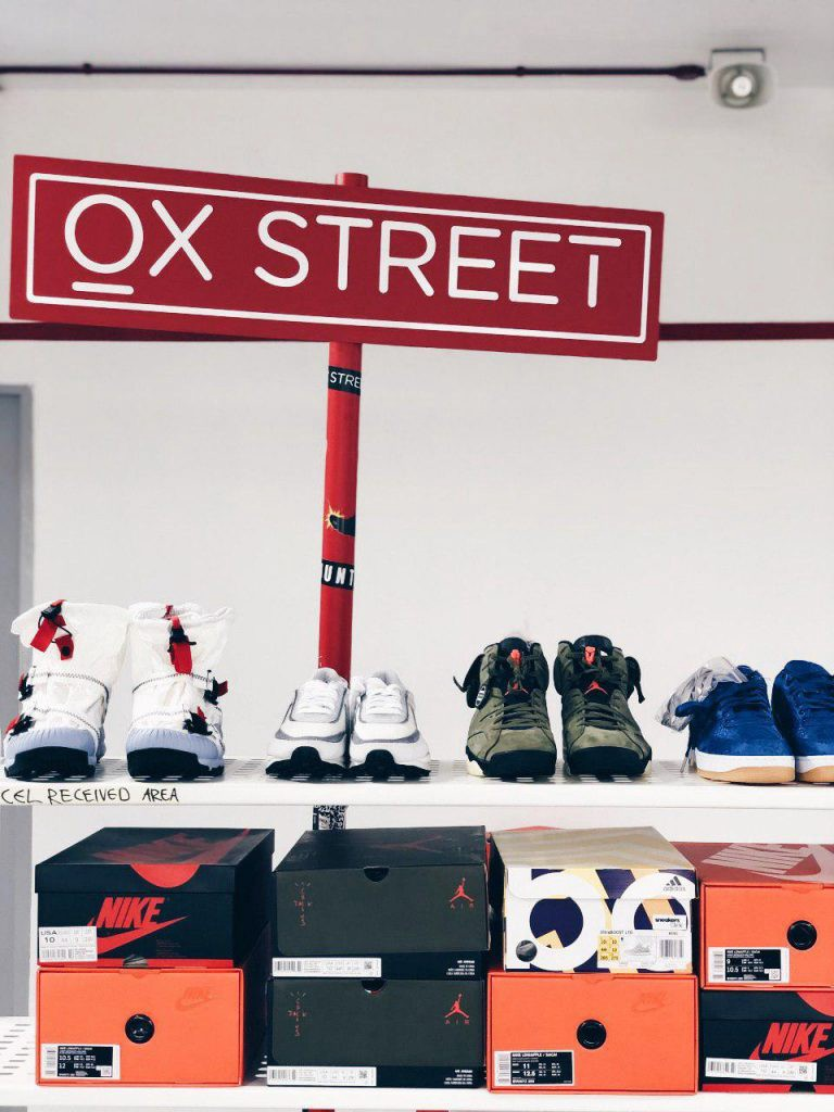 Ox Street: Singapore's Wall Street For