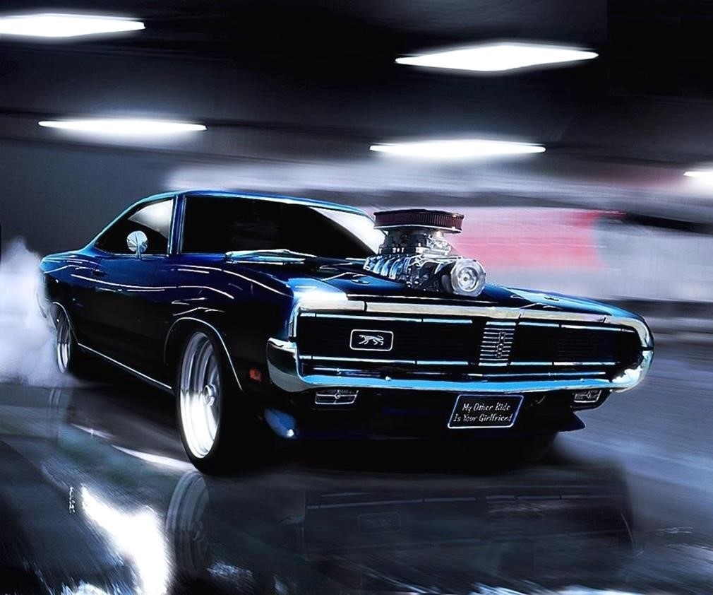 Classic Muscle Car Wallpapers HD   by wallpaper   Medium