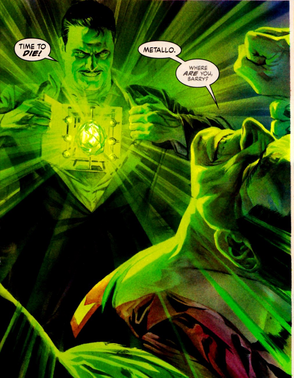 The Many Shades of Kryptonite: Their Various Forms and ... |Kryptonite